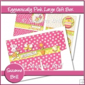 Eggtastically Pink Large Gift Box
