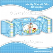 Me My Elf And I Gifts 3D Cracker Gift Box