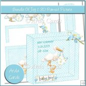 Bundle Of Joy 1 3D Framed Picture