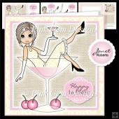 Cocktail Emma Mini Kit