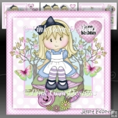Jodie in Wonderland Mini Kit