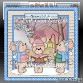 Carol Singing Mice Mini Kit