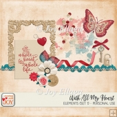 With All My Heart - Element Pack (Set 1)