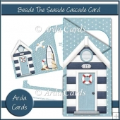 Beside The Seaside Cascade Card