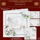 Platinum Wedding Anniversary