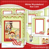 Winter Wonderland Box Card