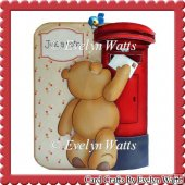 Just A Note Shaped Card Kit With Assorted Greetings