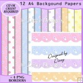 FREEBIE - Dotty Papers