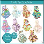 Pop Up Box Card Bundle