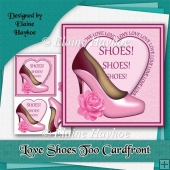 Love Shoes Too Cardfront