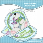 Snowbuddies Easel Card