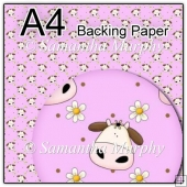 ref1_bp120 - Pink Cow Daisy