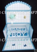 baby boy pop box svg
