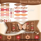 Bows Butterfly