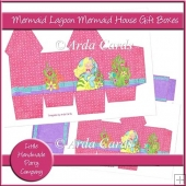 Mermaid Lagoon Mermaid House Gift Boxes