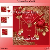 Valentine Gold Mini Kit