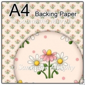 ref1_bp608 - Cream Daisy Flowers
