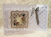 Fancy card and Fancy Box wrap, SVG, MTC, SCAL, CRICUT, FCM CAMEO