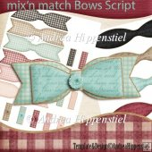 mix and match bows script