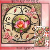 Timeless Rose 8x8 Mini Kit