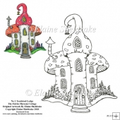 No 1 Toadstool Lodge Digi Stamp PU/CU 300 dpi jpg