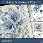 Minikit - Panels - Beautiful World 6