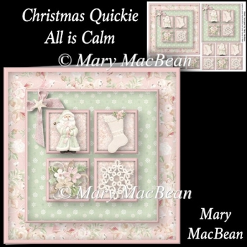 Christmas Quickie - All is Calm