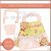 Buds & Blossoms Handbag Card