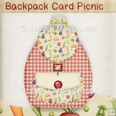 Backpack Card Picnic