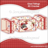 Glad Tidings 3D Cracker Gift Box