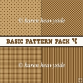 Basic Pattern Pack 4