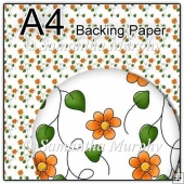 ref1_bp143 - White & Orange Flowers