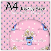ref1_bp69 - Pink Daisy Flowers