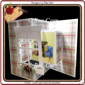 935 Z Fold Window Card Multiple MACHINE Formats