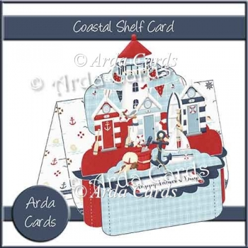 Coastal Shelf Card