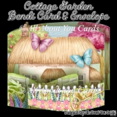 Cottage Garden Bendi Card & Envelope