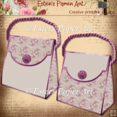 Pretty Purse Set 4