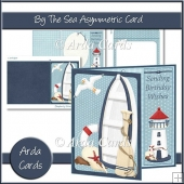 By The Sea Asymmetric Card