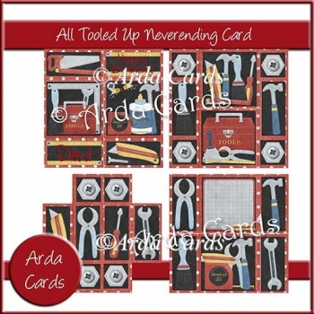 All Tooled Up Neverending Card