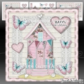 Romantic Beach Hut Mini Kit