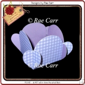 467 Heart Basket *HAND & MACHINE Formats*