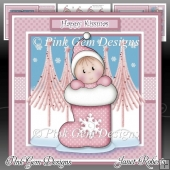 Baby Girl Stocking Mini Kit