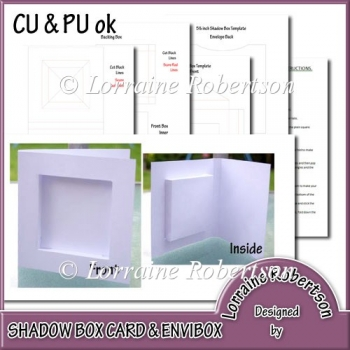 Shadow Box & Envibox Template.