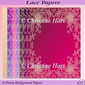 Lace Papers/Backgrounds