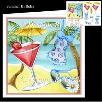 Summer Birthday