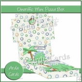 Dinoriffic Mini Pizza Box
