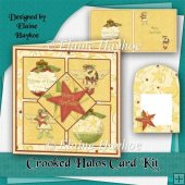 Crooked Halos Square Card Kit