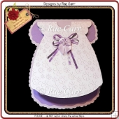 820 Baby Dress *HAND & MACHINE Cut Files*
