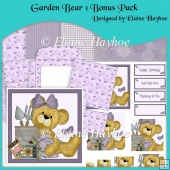 Garden Bear 1 Bonus Pack Pyramage