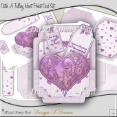 Catch A Falling Heart Pocket Card Set